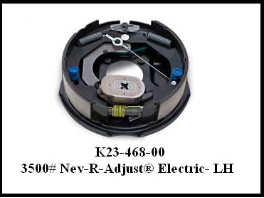 3500# Nev-R-Adjust� Electric- LH