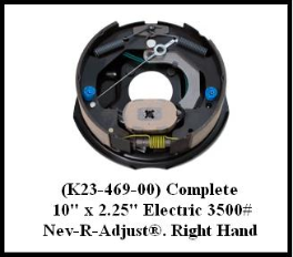 3500# Nev-R-Adjust� Electric- RH