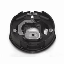 "10"" x 2 1/4""---Brake Assembly LH W/Hardware (3.5K)  023-026-00   ...Free Delivery...Lower 48 States / 6400030-03 (SKU: 27-440)"