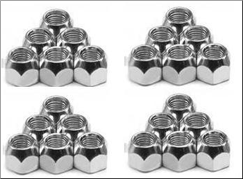 "1/2""  Wheel Nut 6-80 20 Peice Set (SKU: 27-008-20)"