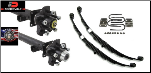 3.5K Idler Axles With Springs