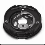 "12"" x 2""---Mobile Home  LH ELEC Complete Brake Assembly 4.5K (23-105) Free Delivery...Lower 48 States (SKU: 27-442-ALB-MHU)"
