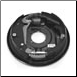 7K/6K   RH Brake Assembly - Free Backing (K23-343-00) (SKU: 27-463-1)
