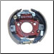 8K   RH Complete Brake Assembly - Duo-servo 23-403 /6400042 (SKU: 27-467-F)