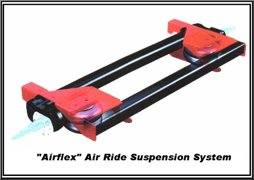 "DEXTER ""AIRFLEX"" AIR RIDE QUOTE"
