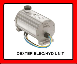 1000 Elec/Hydraulic - K71-650 Drum Brake - Dexter FREE DELIVERY LOWER 48 STATES (SKU: K71-650-00)