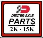 Dexter Axle Parts