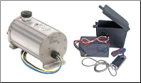 Dexter1000 PSI (Drum) Electric/Hydraulic Actuator With Breakaway... INCLUDES SHIPPING & Handling USPS (SKU: 21-358 /20-236-7 Kit-AU)