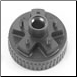 "2K Hub - 5-4.5"" Elec. Brake ONLY (1/2"" stud)   Drum 8-257-5 (SKU: 27-281-B)"