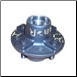"2K Hub - 4-4.0"" Idler Hub 8-91-5  with bearings(1/2"" stud)***(8-91-05UC1) (SKU: 8-91-05UC1)"