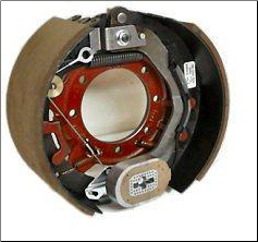 Electric Brakes FSA Cast Backing Plate