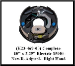 3500# Nev-R-Adjust� Electric- RH (SKU: K23-469)