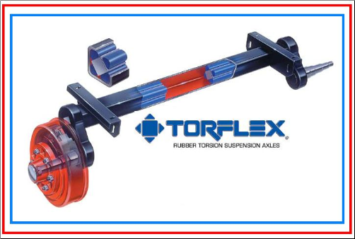 DEXTER TORFLEX  AXLE QUOTE