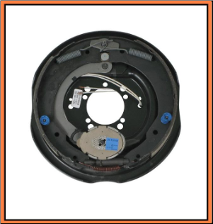 "12"" x 2""--- DEXTER  LH ELEC Complete Brake Assembly 6K (23-105-09) (SKU: 27-442-1)"