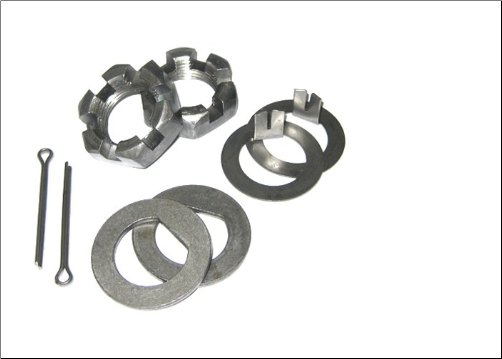 SPINDLE NUT KITS